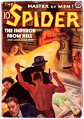 Pulps:Hero, The Spider - July 1938 (Popular) Condition: VG+....