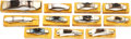 Edged Weapons:Knives, Lot of 11 Boxed Parker Eagle Brand Knives.. ... (Total: 11 )