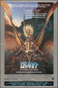 """Movie Posters:Animation, Heavy Metal (Columbia, 1981). Folded, Very Fine-. One Sheet (27"""" X 41""""). Style A, Chris Achilleos Artwork. Animation.. ..."""