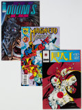 Modern Age (1980-Present):Miscellaneous, Modern Age Independent Publisher Comics Short Box Group (Various Publishers, 1990s-2000s) Condition: Average VF/NM....