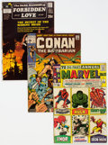 Silver Age (1956-1969):Miscellaneous, Silver and Bronze Age Comics Short Box Group (Various Publishers, 1964-71) Condition: Average VG....