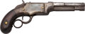 Handguns:Single Action Revolver, Smith & Wesson Marked Volcanic Pocket Pistol.. ...