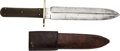 Edged Weapons:Knives, Bowie Knife by Joseph Rodgers & Sons.. ...