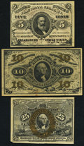 Fractional Currency:Third Issue, Fr. 1236 5¢ Third Issue Very Fine-Extremely Fine;...