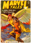 Pulps:Science Fiction, Marvel Tales - December 1939 (Red Circle) Condition: VG....