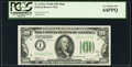 Small Size:Federal Reserve Notes, Fr. 2154-I $100 1934B Federal Reserve Note. PCGS Very Choice New 64PPQ.. ...
