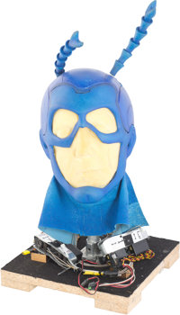 The Tick Animatronic Head