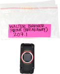 Memorabilia:Movie TV Props, Walter's Burner Phone. ...