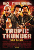 "Movie Posters:Action, Tropic Thunder & Other Lot (Paramount, 2008). Rolled, Very Fine-. One Sheets (3) (27"" X 41"") DS Advance. Action.. ... (Total: 3 Items)"
