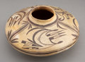 American Indian Art:Pottery, A Polacca Seed Jar...