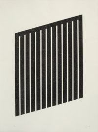 Donald Judd (1928-1994) Untitled, 1978-79 Aquatint on wove paper 35-1/4 x 24-5/8 inches (89.5 x 6