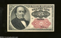 Fractional Currency:Fifth Issue, Fr. 1309 25c Fifth Issue Gem Crisp Uncirculated. A very ...