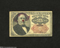 Fractional Currency:Fifth Issue, Fr. 1309 25c Fifth Issue Fine. The hand of an artist has ...