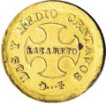 Colombia, Colombia: Leprosarium Coinage 1901 Bogota,... (Total: 6 coins)