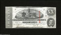 Confederate Notes:1863 Issues, T58 $20 1863.. Just a trace of handling and a pinhole are ...