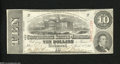 Confederate Notes:1863 Issues, T59 $10 1863. This lovely 2nd Series $10 has been well ...