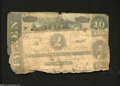 Confederate Notes:Group Lots, Two Confederate Veterans.