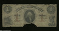 Obsoletes By State:Rhode Island, Providence, RI- Bank of the Republic $1 July 25, 1855