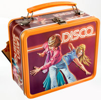 Disco Lunch Box and Thermos Set (Aladdin, 1979)