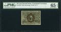 Fractional Currency:Second Issue, Fr. 1246 10¢ Second Issue PMG Gem Uncirculated 65 EPQ.. ...