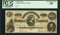 Confederate Notes:1863 Issues, T56 $100 1863 PF-1 Cr. 403 PCGS Choice About New 58.. ...