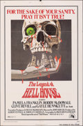 """Movie Posters:Horror, The Legend of Hell House & Other Lot (20th Century Fox, 1973). Folded, Fine/Very Fine. One Sheets (2) (27"""" X 41""""). Horror.. ... (Total: 2 Items)"""