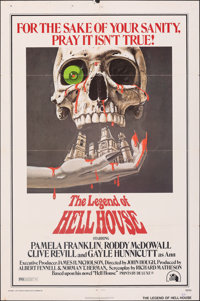 "The Legend of Hell House & Other Lot (20th Century Fox, 1973). Folded, Fine/Very Fine. One Sheets (2) (27"" X 41..."
