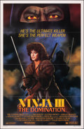 """Movie Posters:Action, Ninja III: The Domination & Other Lot (Cannon, 1984). Folded, Very Fine. One Sheets (2) (27"""" X 41""""). Action.. ... (Total: 2 Items)"""