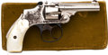 Handguns:Double Action Revolver, Boxed Smith & Wesson Second Model New Departure Double Action Revolver.. ...
