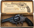 Handguns:Double Action Revolver, Boxed Iver Johnson Double Action Revolver.. ...