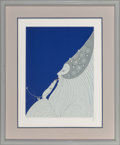 Prints & Multiples, Erté (Romain de Tirtoff) (Russian/French, 1892-1990). Bride, Bon Soir, and The Curtain (three...