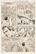 Original Comic Art:Panel Pages, Curt Swan and Murphy Anderson Superman #236 Story Page 5 Original Art (DC, 1971)....