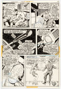 Original Comic Art:Panel Pages, Curt Swan and Murphy Anderson Action Comics #419 Story Page 14 Original Art (DC, 1972)....