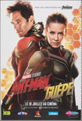 """Movie Posters:Action, Ant-Man and the Wasp (Walt Disney Studios, 2018). Rolled, Very Fine. Printer's Proof French Grande (46.75"""" X 69"""") DS Advance..."""