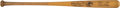 Baseball Collectibles:Bats, 1976 Hank Aaron Game Issued Bat, PSA/DNA Authentic....