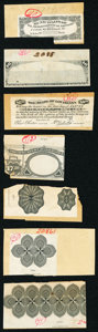 United States Collection of Die and other Proofs Fine or Better . ... (Total: 10 items)