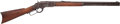 Long Guns:Lever Action, Winchester Model 1873 Canadian Pacific Railroad Lever Action Rifle.. ...