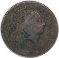 Large Cents, 1793 1C Chain, AMERICA, S-3, B-4, Low R.3 -- Corroded -- ANACS. VG8 Details....