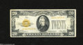 Small Size:Gold Certificates, Fr. 2402 $20 1928 Gold Certificate. Fine.