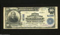 National Bank Notes:Pennsylvania, Scottdale, PA - $10 1902 Plain Back Fr. 626 The First NB ...