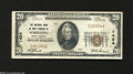 National Bank Notes:West Virginia, Wheeling, WV - $20 1929 Ty. 1 The NB of West Virginia ...