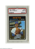 Baseball Cards:Singles (1970-Now), 1971 TOPPS JERRY KOOSMAN #335 Mint PSA 9. From one of the ...