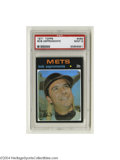 Baseball Cards:Singles (1970-Now), 1971 TOPPS BOB ASPROMONTE #469 Mint PSA 9. From one of the ...