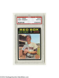 Baseball Cards:Singles (1970-Now), 1971 TOPPS GARY WAGNER #473 Mint PSA 9. From one of the ...