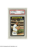 Baseball Cards:Singles (1970-Now), 1971 TOPPS WILLIE STARGELL #230 NM/MT PSA 8. The 1971 ...