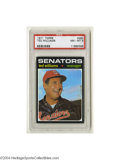 Baseball Cards:Singles (1970-Now), 1971 TOPPS TED WILLIAMS #380 NM/MT PSA 8. The 1971 Topps ...