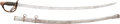 Edged Weapons:Swords, Civil War U.S. Model 1860 Cavalry Saber by Providence Tool Co.. ...