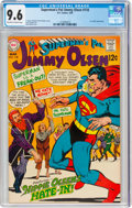 Silver Age (1956-1969):Superhero, Superman's Pal Jimmy Olsen #118 (DC, 1969) CGC NM+ 9.6 Off-white to white pages....