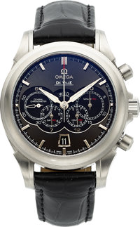 Omega DeVille, Olympic Collection Chronoscope Co-Axial 4-Counters Chronograph