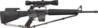 Colt AR-15 A2 Government Model Semi-Automatic Rifle with Telescopic Sight